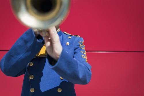 Free photo: Brass Cornet Horn Device Instrumentality #99 - 123PhotoFree.com