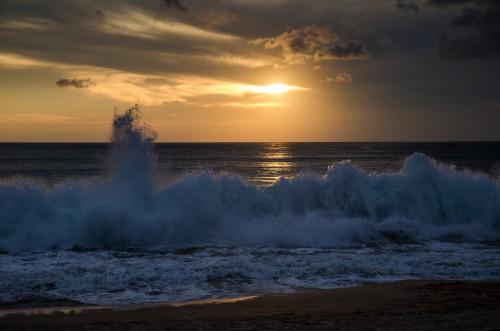 Free photo: Fountain Structure Ocean Water Sun Sea Sky #121 - 123PhotoFree.com