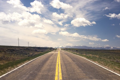 Free photo: Road Sky Landscape Rural Highway Travel Country Horizon #17 - 123PhotoFree.com