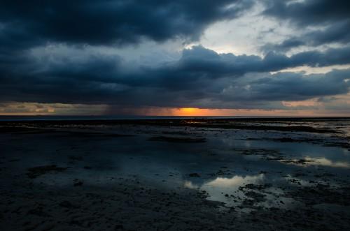 Free photo: Beach Sandbar Sea Ocean Shoreline Water Bar Sand Sky Barrier #111 - 123PhotoFree.com